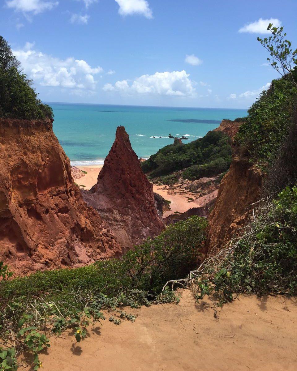 O nordeste brasileiro e suas prais ensolaradas o ano inteiro!